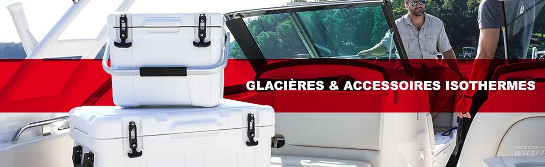 Glacières et accessoires isothermes